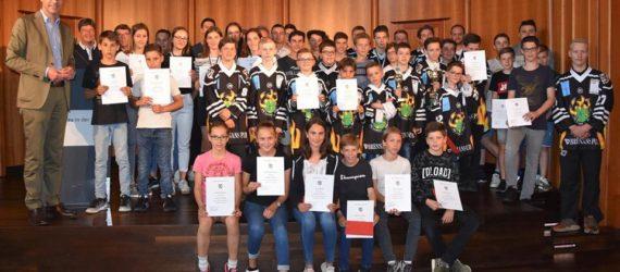 Sportlerehrung Stadt Landau 2019